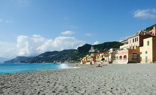 Ligurien Urlaub in Italien