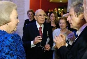 Staatbezoek van President Napolitano aan Nederland. Terugblik!