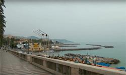Sanremo boulevard