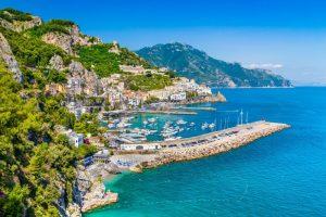Het zuiden van Italie