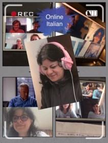 Online italiaanse lessen
