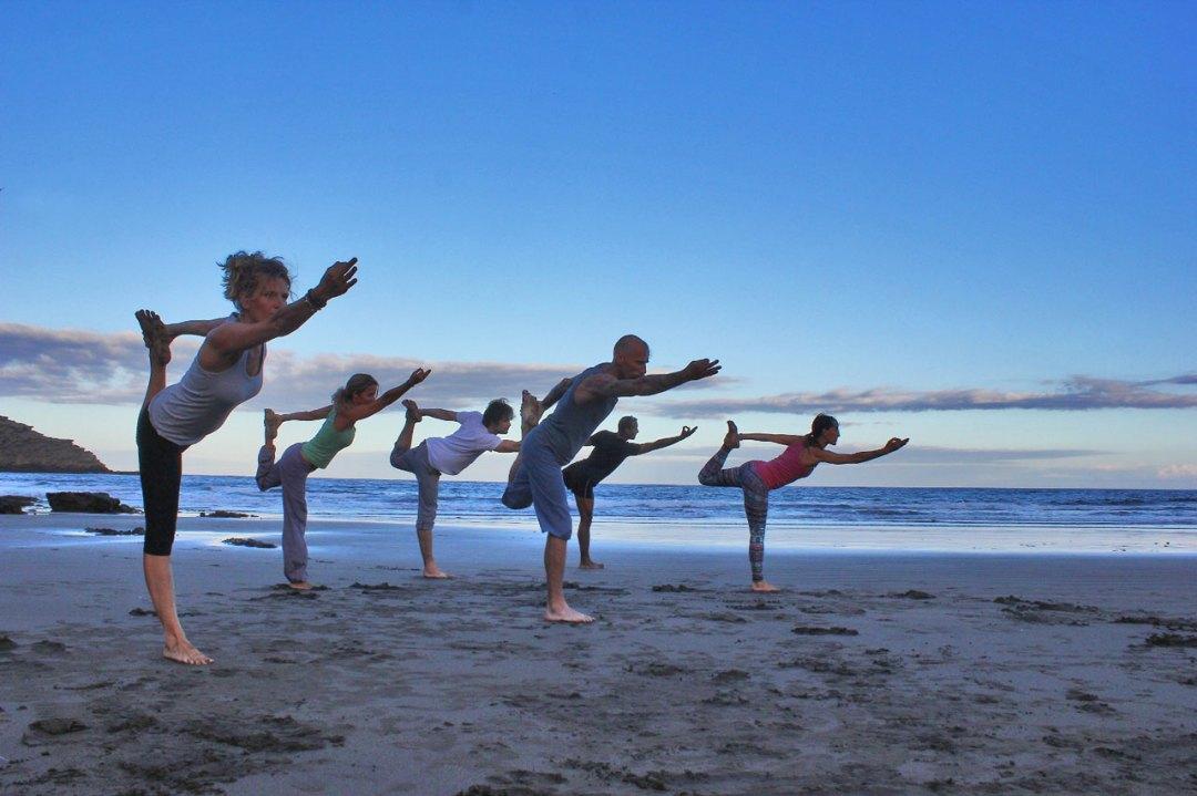 Yoga Retrai Italy