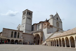 Assisi, Umbrië