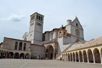 Assisi, Umbrië