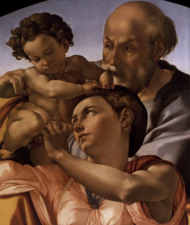 Doni-tondo-michelangelo-uffizi-florence-detail