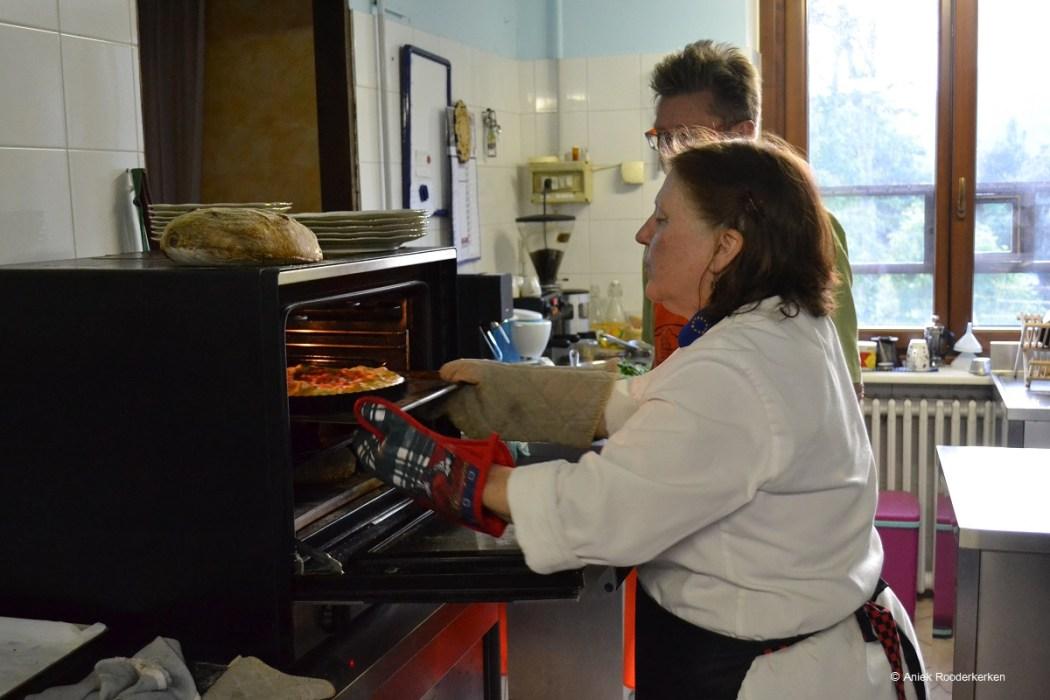 Bella Baita b&b cooking class