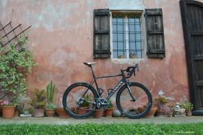 Fietsen bij Bormio, Lombardije. Over de Stelvio, Gavia en Passo Mortirolo