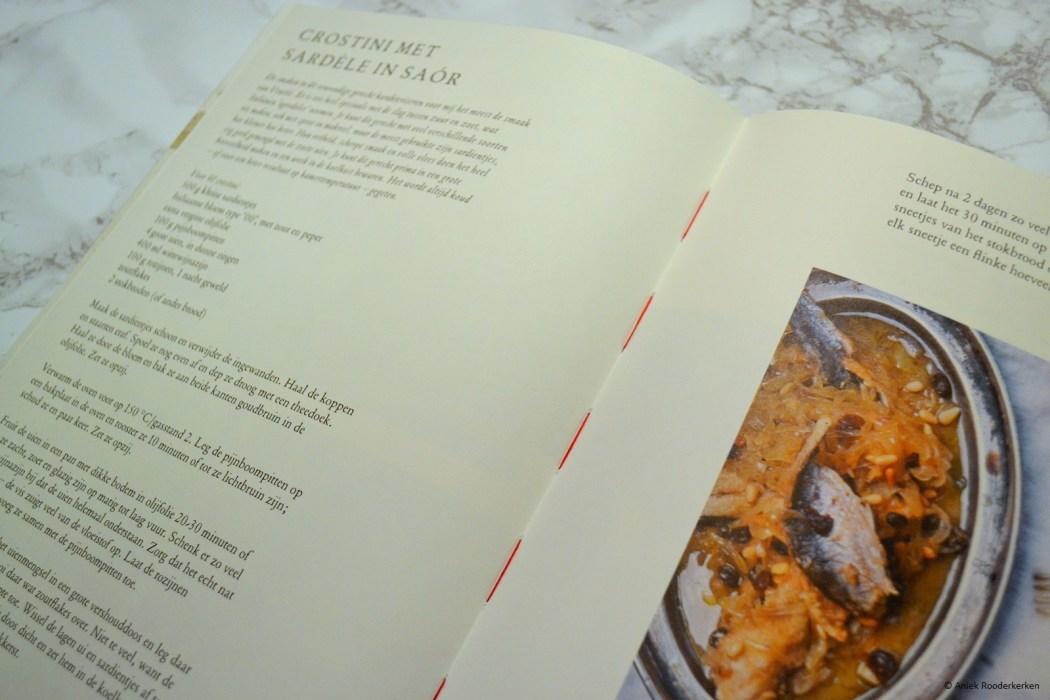 Recept voor Crostini in Polpo door Russell Norman