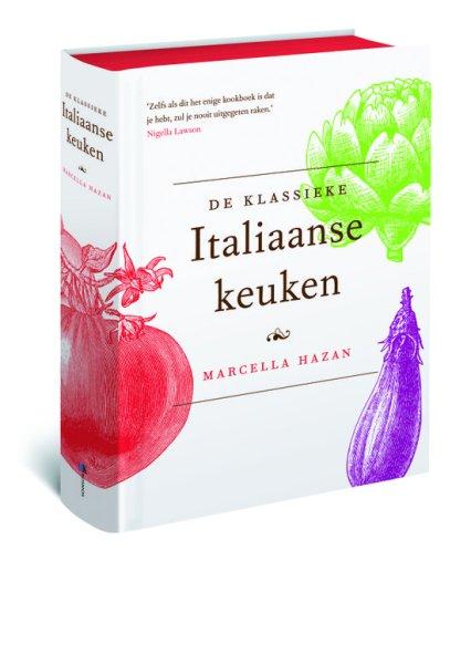 De klassieke Italiaanse keuken, Marcella Hazan, Kosmos Uitgevers