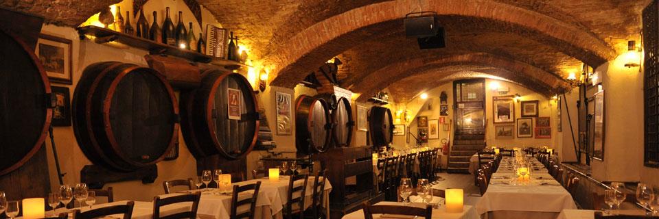 Osteria dè Poeti: een van de oudste restaurants van Bologna: alle traditionele gerechten vind je hier...