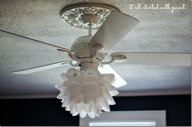 Ceiling Fan White Light Kit