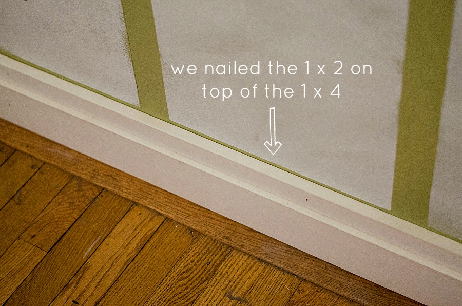 How To Make Baseboards Look Taller