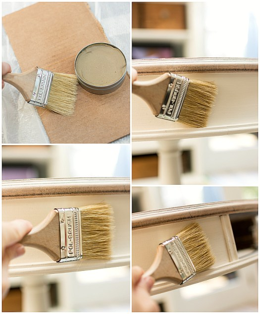 Waxing Furniture With Amy Howard At Home Paints And Wa