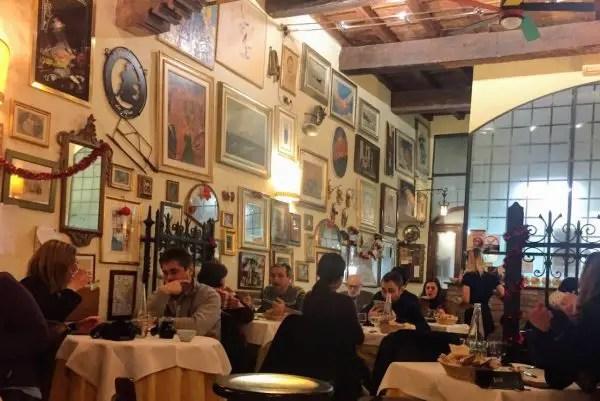 Trattoria Il Mandolino in Ferrara