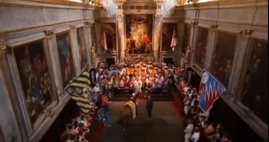 The Best Ever In-Depth Video of Siena's Palio