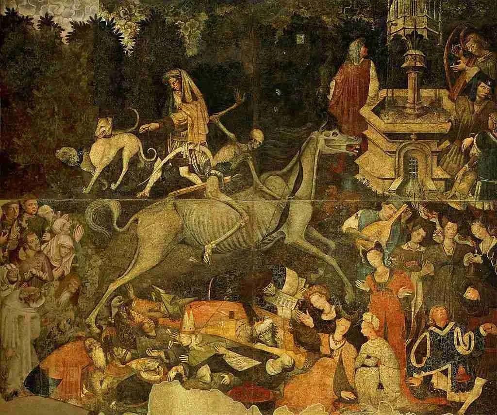 Triumph of Death Palermo