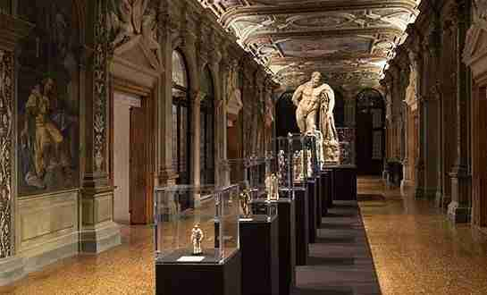 Classical Sculptures in Miniature Form at New Venice Exhibit