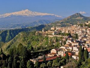 Beautiful Taormina Sicily