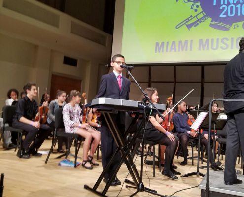 Silvio Plata - Miami Music Project