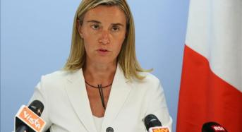 Iraq, Mogherini: fiducia a governo sia svolta