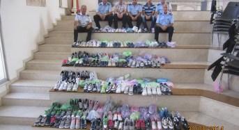 Vittoria. La polizia municipale sequestra merce contraffatta