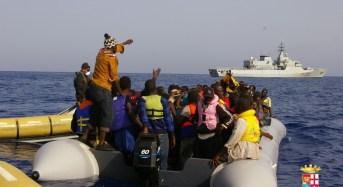 Mare nostrum: ieri recuperati 590 migranti