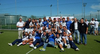 Campionato nazionale CSEN di calcio a 11: primo posto a una squadra di Scicli