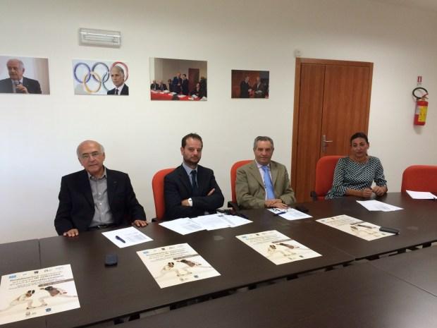 La conferenza stampa di questa mattina a Ragusa