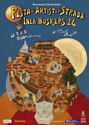 locandina ibla buskers 2014