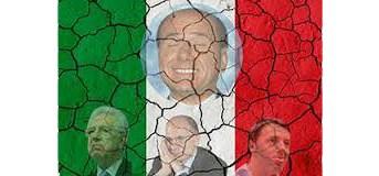 Dal Nord al Sud l'Italia va in frantumi