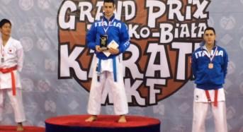 Karate. Il Vittoriese Giuseppe Panagia conquista 2 medaglie d'oro e una di bronzo in Polonia