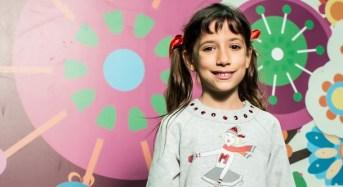 Una bambina siciliana al 57°Zecchino d'Oro