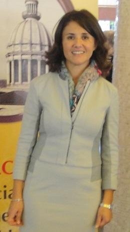 Il presidente Anc Ragusa Antonietta Laterra