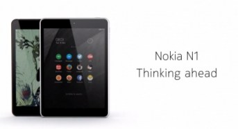 Nokia N1: il primo tablet Nokia con Android