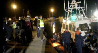 Sbarcati altri 108 migranti a Pozzallo
