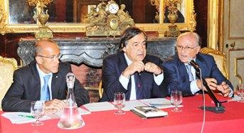 """Palermo 28°osservatorio congiunturale fondazione Curella. Busetta: """"Ponte sullo stretto resta tra le priorità"""""""