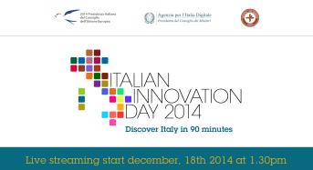 Diretta Web con Matteo Renzi su Italreport. Domani ore 13.30 da Bruxelles