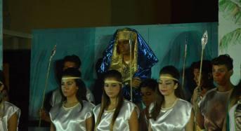 """Vittoria. Mercoledì 3 dicembre, in scena al Cine Golden Hall, """"Il sogno di Giuseppe"""" a cura dell'associazione culturale, """"De Theatro Antigone"""" di Acate."""