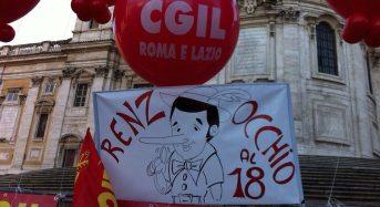 """Sciopero Generale. Camusso dà il via: """"buongiorno e buon sciopero"""" #CosiNonVa!"""