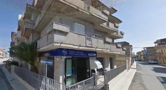 Rapinata la sede di Pedalino della Banca Agricola Popolare di Ragusa