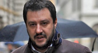 """Quirinale. Matteo Salvini: """"Piuttosto che votare Amato divento interista o biondo"""""""
