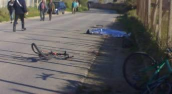 Santa Croce Camerina. Tunisino investito mentre si reca al lavoro in bicicletta, morto sul colpo. L'investitore si da alla fuga.