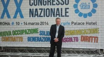 Giuseppe Scelta ai vertici della Fabi Gruppo Popolare Vicenza