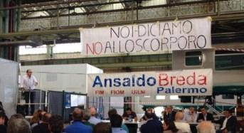"""Vendita AnsaldoBreda, On. Lumia: """"Inaccettabile esclusione stabilimento Carini"""""""