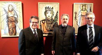 """Arte: Santacroce dona a Catania la """"sua"""" Sant'Agata"""""""