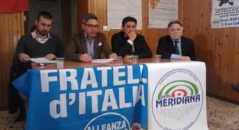 Santa Croce Camerina, sicurezza e ordine pubblico: Fratelli d'Italia e Meridiana chiedono un incontro al sindaco