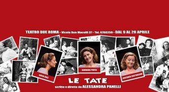 LE TATE: Alessandra Panelli porta in scena le corde affettive della nostra infanzia (9-26 aprile, Teatro Due)