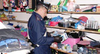 Scoglitti. Lotta contraffazione: carabinieri denunciano cinese e sequestrano merce per oltre 12.000 euro