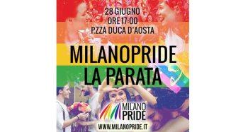 """Milano, diritti civili. Giunta Comunale concede patrocinio a """"Milano pride week – Milano pride"""""""