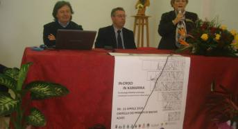 "Acate. Concluso il Workshop ""In-Croci in Kamarina"""